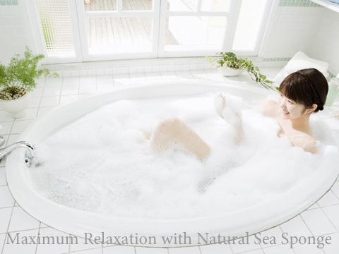 半身浴・泡風呂(バブルバス)のイメージ画像
