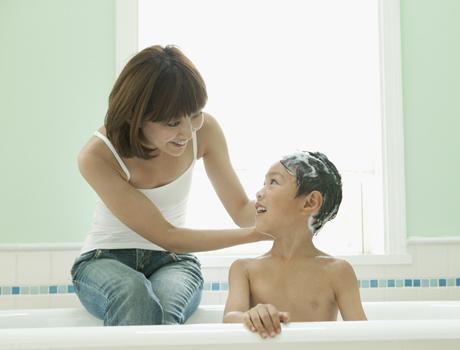 天然海綿・子供・子ども・こども用お風呂スポンジ
